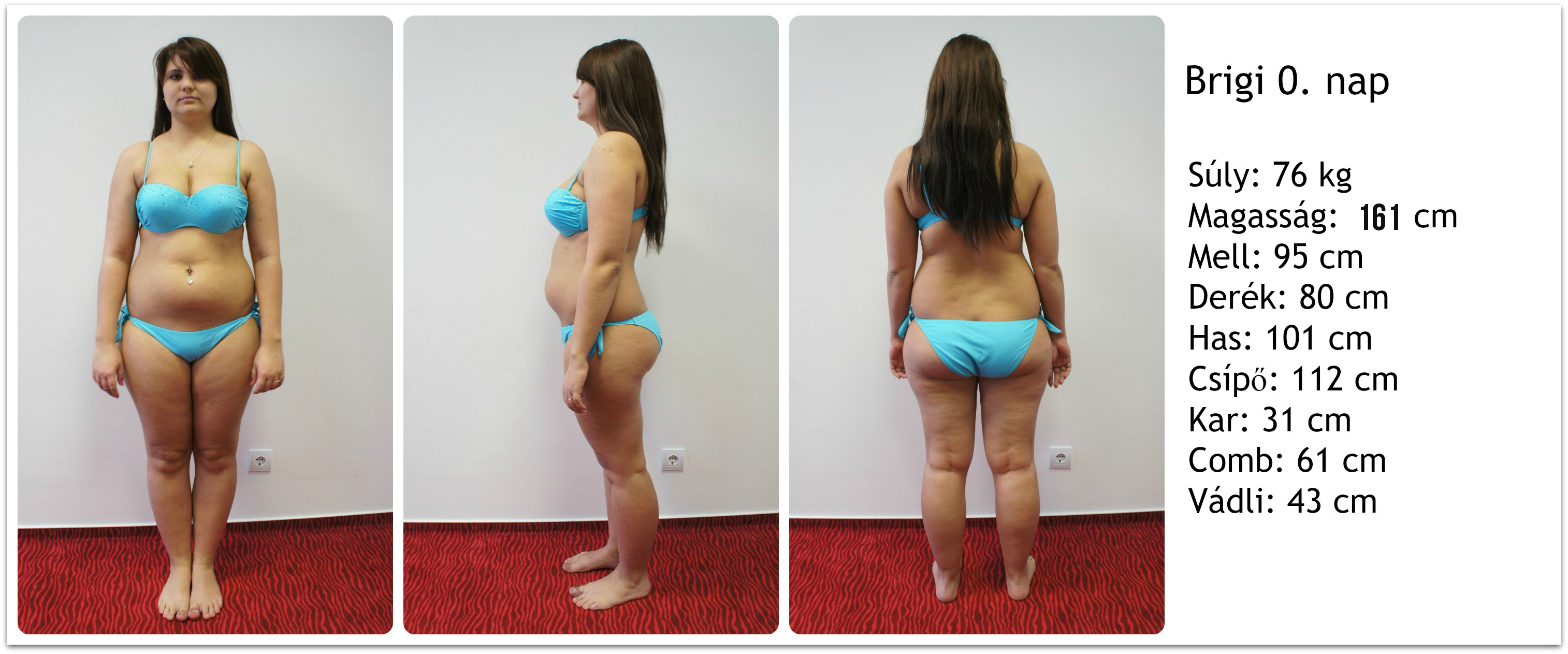 Így fogyott le Király Linda 3 hónap alatt -25 kilót