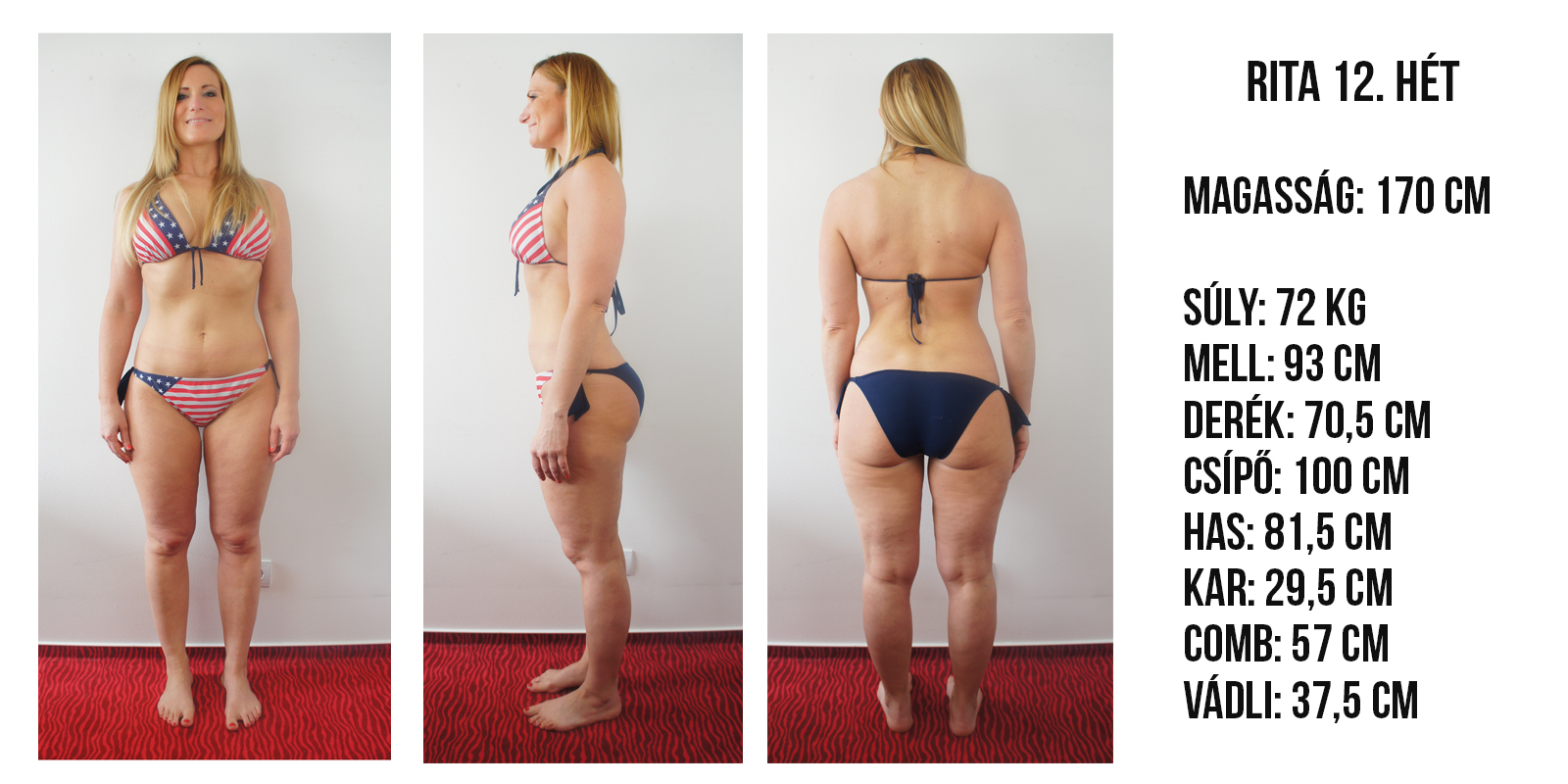 Két hónap alatt 11kg fogyás - BodyWakes