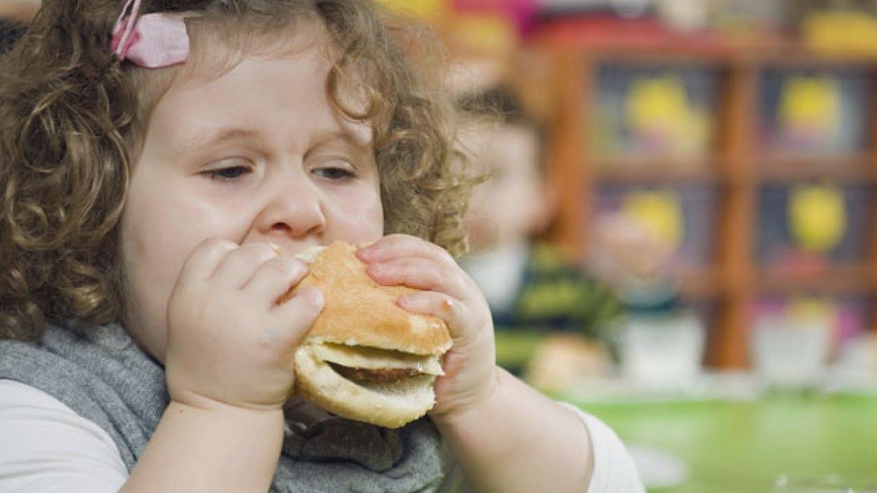 elhízott gyermek fogyás