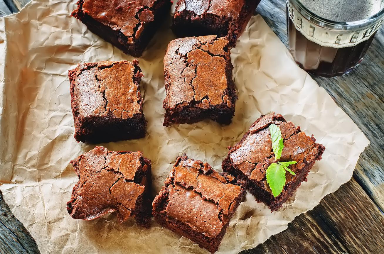 diétás banános brownie fogyás frissítés