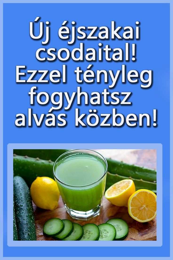 citrom gyomber fogyokura