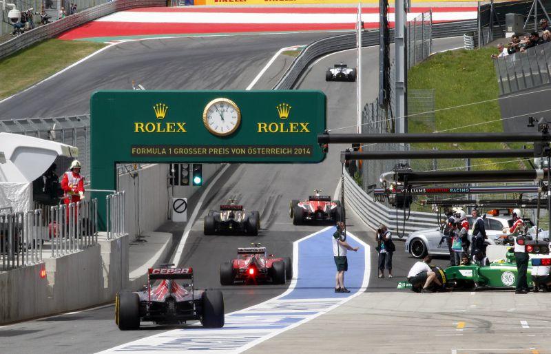 F1: jól fogynak a jegyek a Magyar Nagydíjra
