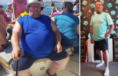 Van itt olyan ember, aki kiloról sikeresen lefogyott?