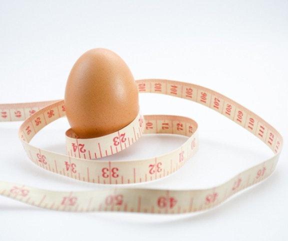 tojásdiéta étrend