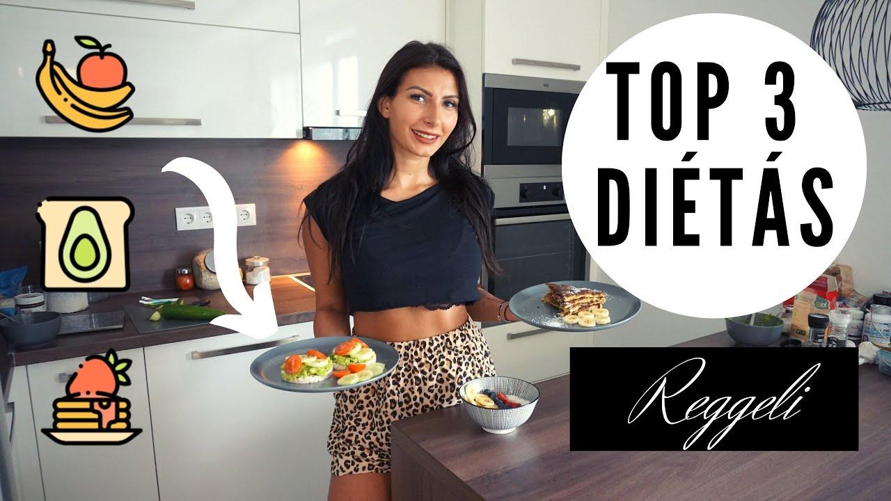A jó diétás reggeliktől egész nap pörög az anyagcsere: 10 szuperétel - Fogyókúra | Femina