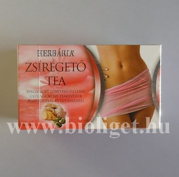 Herbária Zsírégető tea 20x2g, 0,02 kg | handelsplus.hu