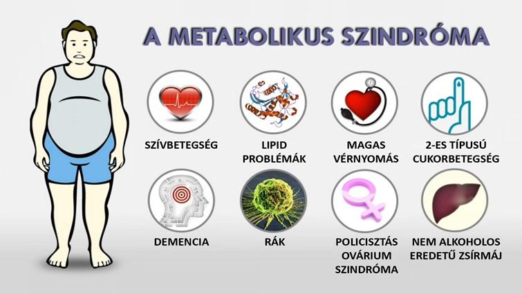 Téged is fenyegethet a metabolikus-szindróma! | Well&fit