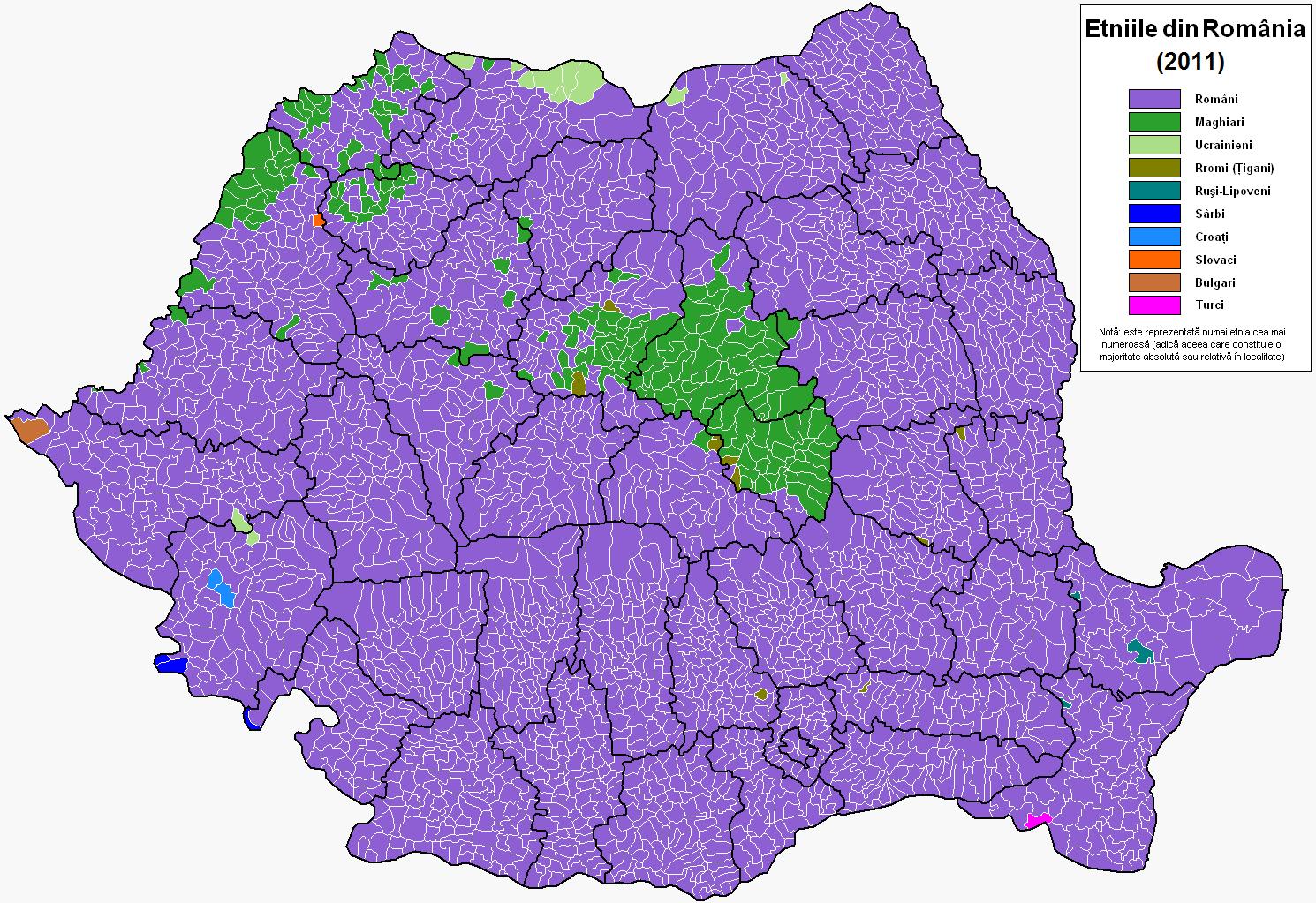 Erdély, Partium, a Bánság keleti része, Máramaros déli része (Románia)