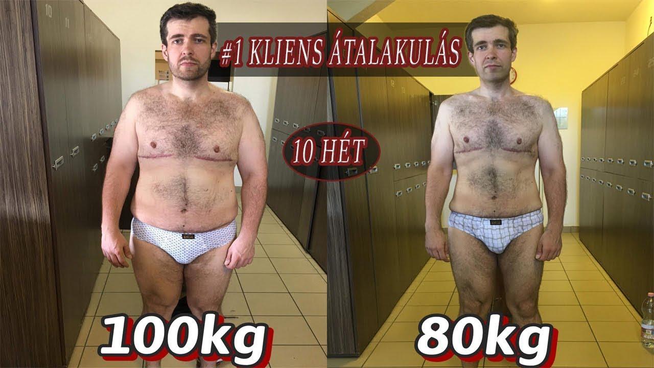 3 kg súlycsökkenés egy hónap alatt