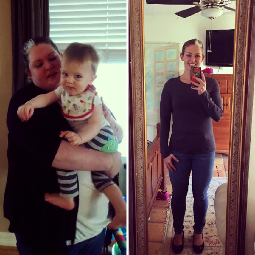 Évi sikertörténete – Húsz kilótól szabadult meg a csinos fiatal lány