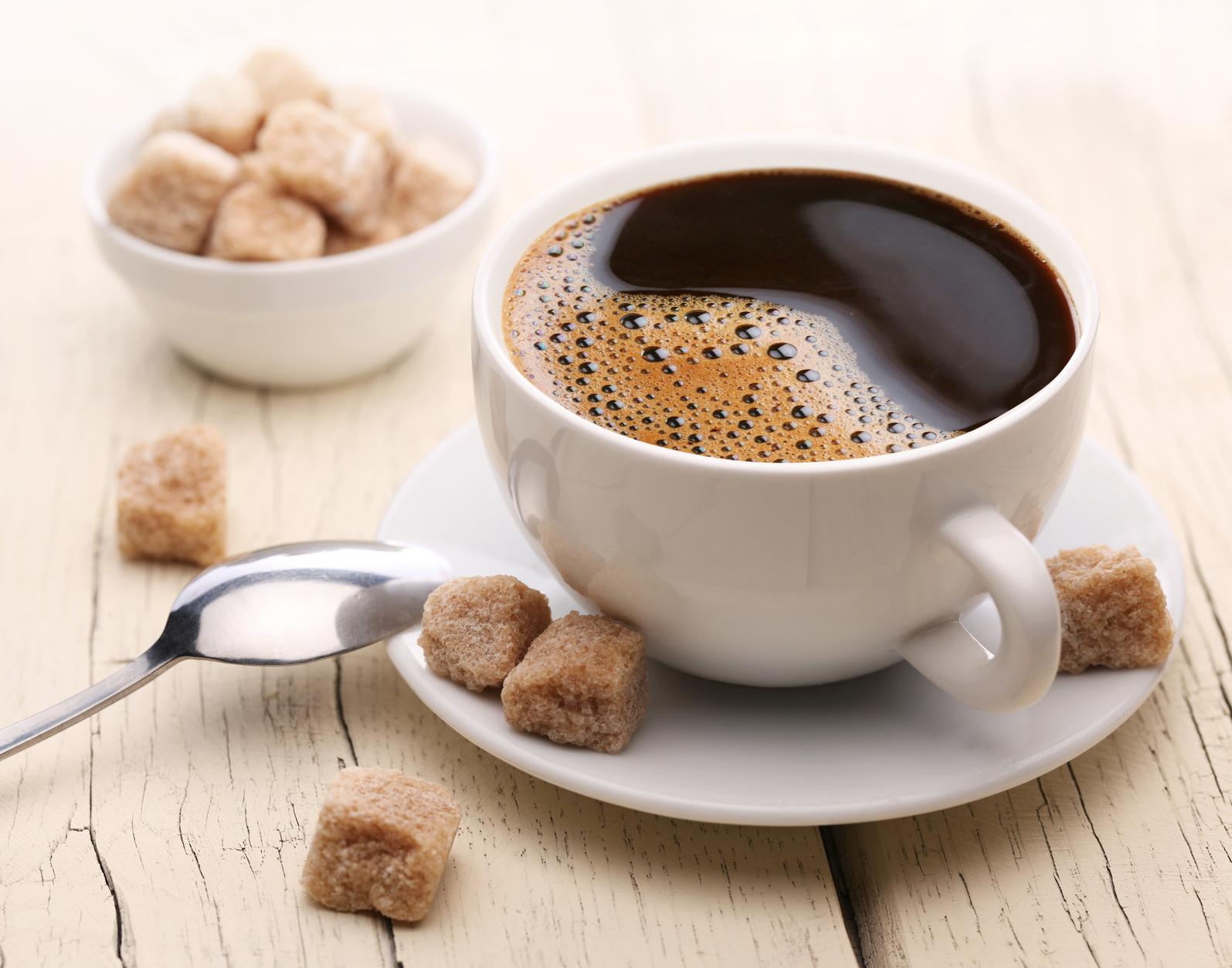 a fekete kávé lefogy? nem veszítheti el a hasi zsírt