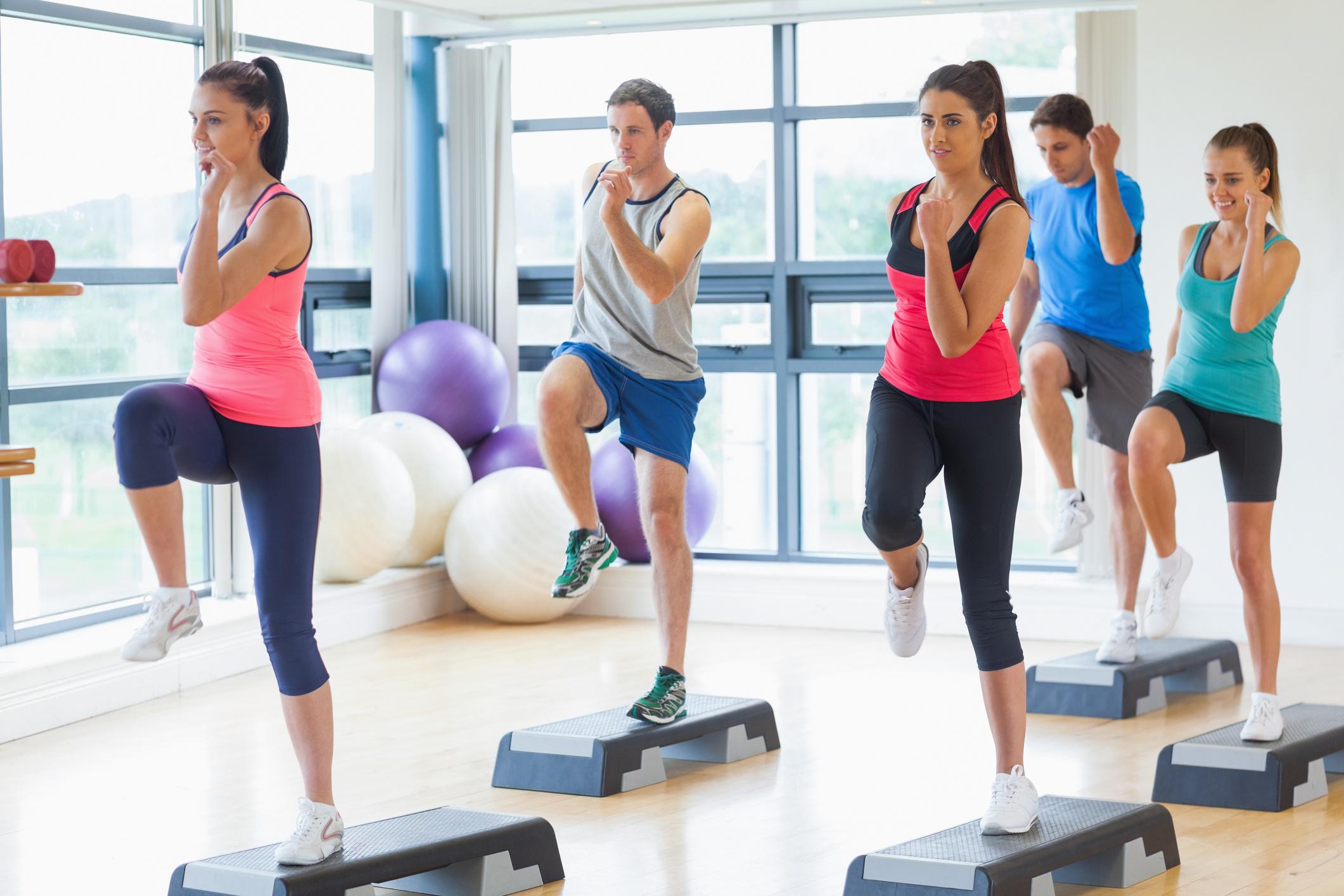 A 8 legjobb zsírégető kardiomozgás