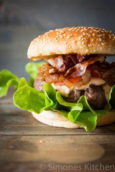 Hamburger receptek