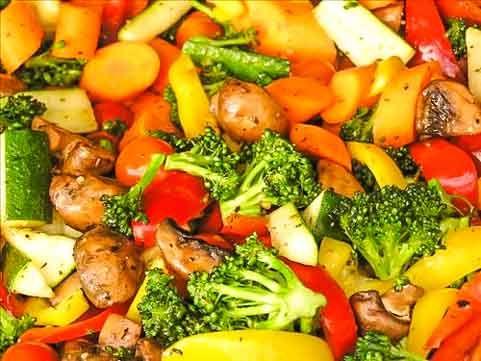 vegetáriánus étrend összeállítása