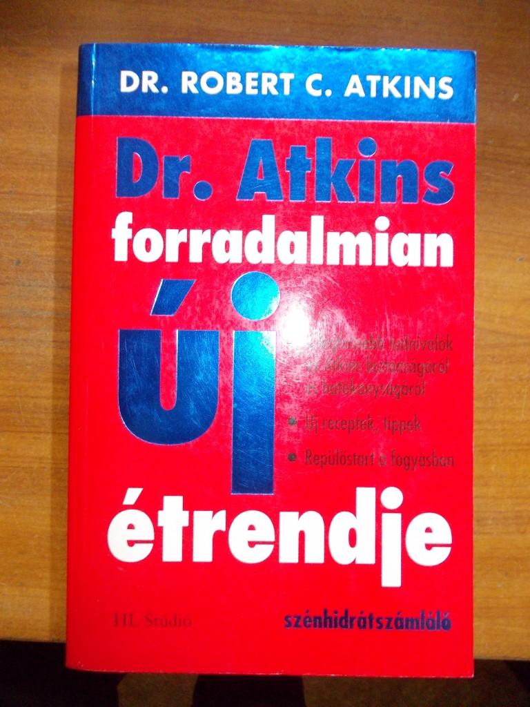 (LETÖLTÉS/OLVAS) Dr. Atkins forradalmian új étrendje .pdf.epub.mobi