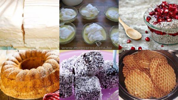 Diétás desszertek - Fogyókúra | Femina