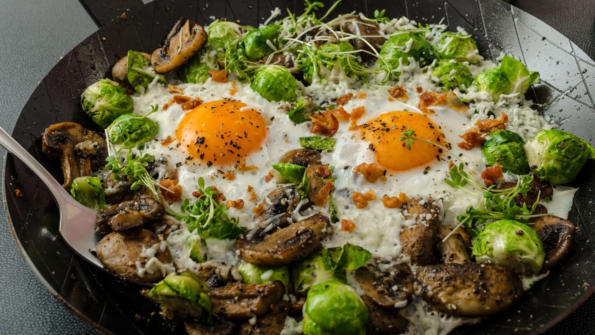 Gyors és egészséges reggeli-, ebéd- és vacsorareceptek 10 perc alatt | nlc