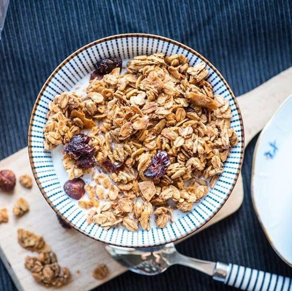 egészségesebb granola bárok a fogyáshoz