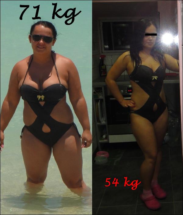 10 kg súlycsökkenés két hónap alatt