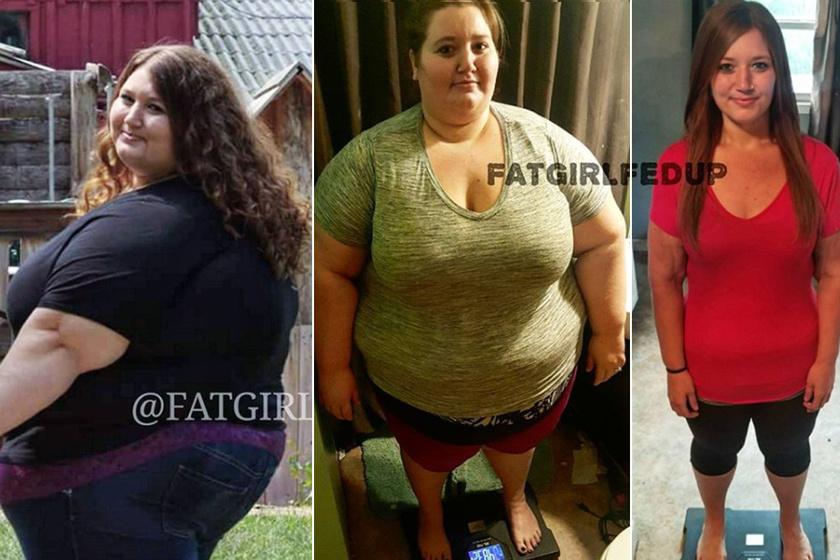 """Sikersztori: """"Több mint 45 kilót fogytam"""""""