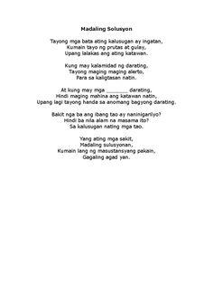 fogyni tagalog