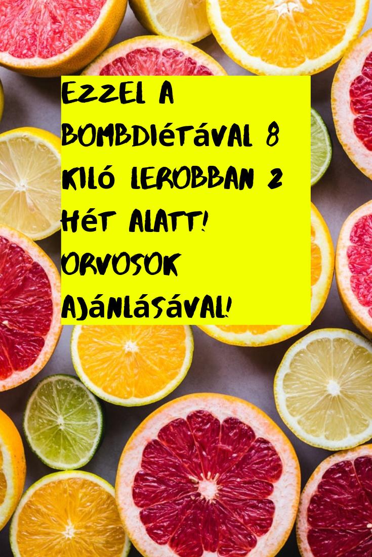 grapefruit fogyókúra