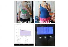 Haley 30 kilós súlyvesztése 3 hónap alatt