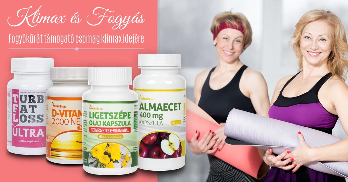 Hormonegyensúly-teremtés és természetes fogyás a menopauza alatt | Gyógyszer Nélkül