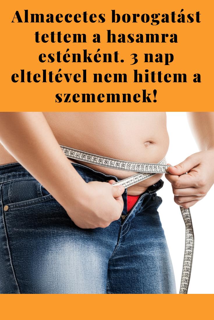 hogyan lehet lefogyni és a testzsírt