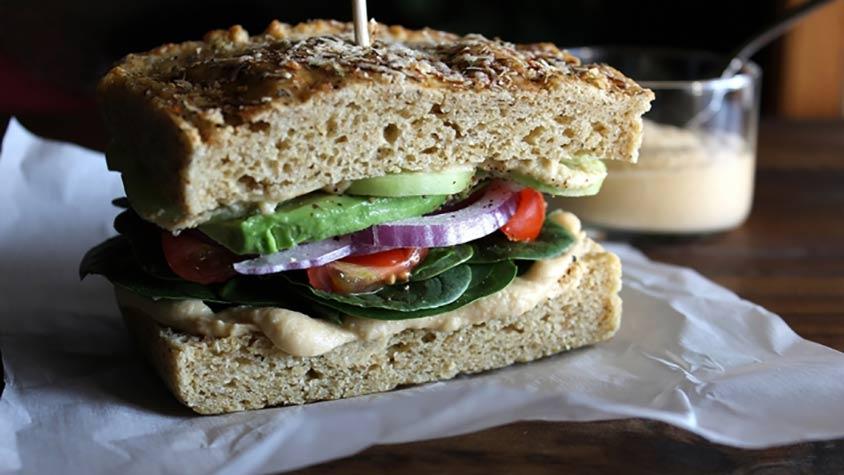 egészséges zsírégető szendvicsek