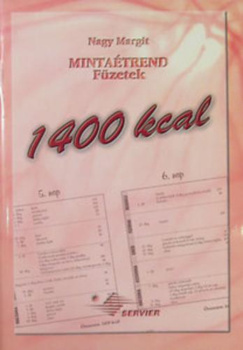1400 kalóriás étrend