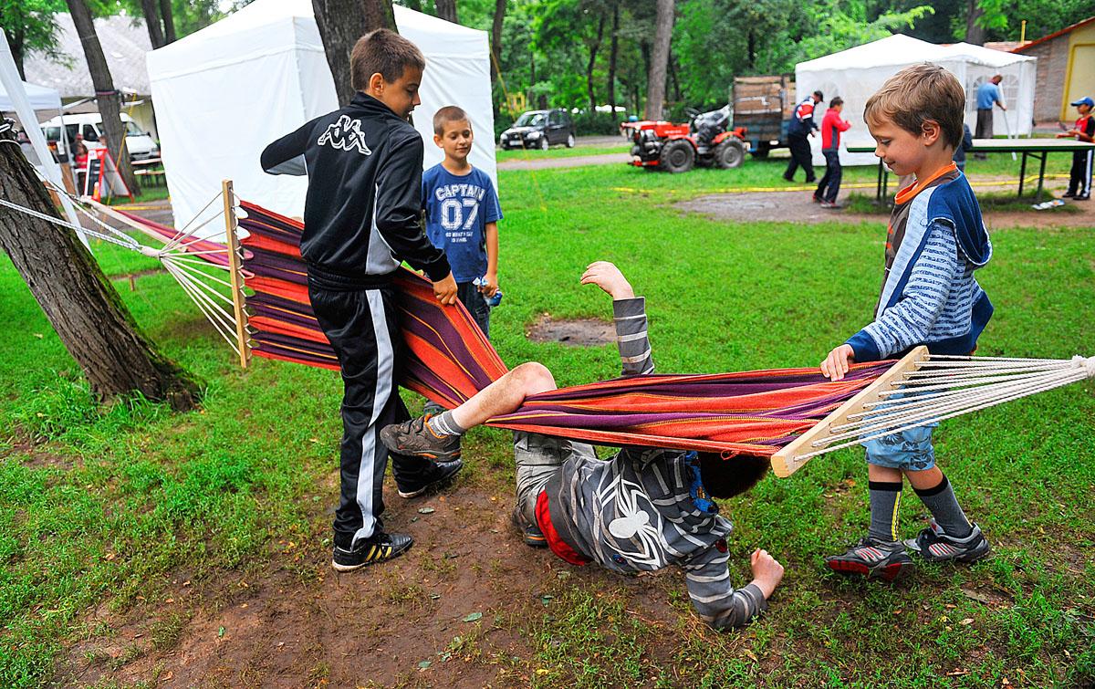 szülő gyermek fogyás tábor