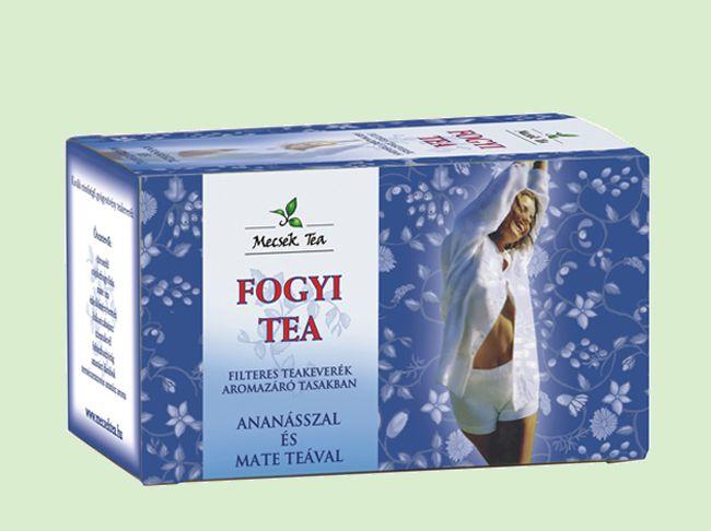 Herbária zsírégető tea 20 x 2 g