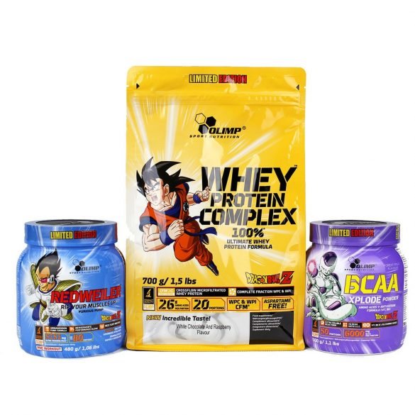 WPI - Whey Protein Isolate (0,9 kg)