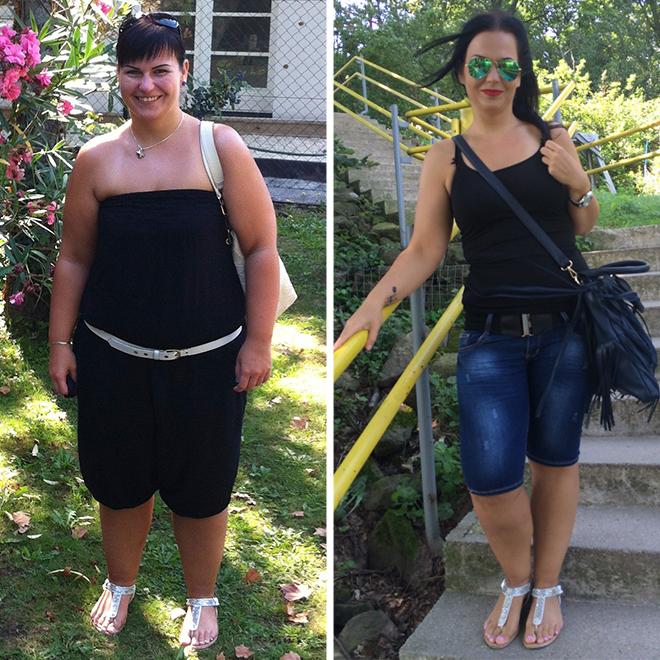 40 kiló mínusz 40 felett – Éva így csinálta! | Menőke