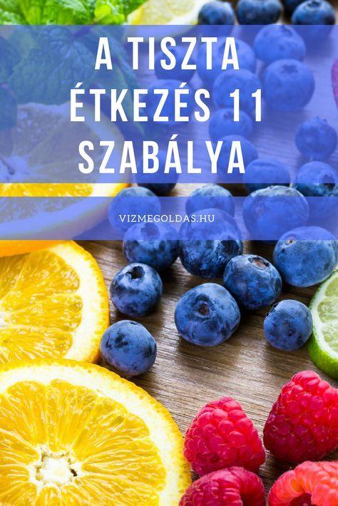 Tiszta táplálkozás: Finom és egészséges fogyókúra receptek