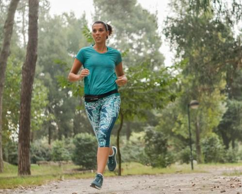 fogyás futással mennyi idő