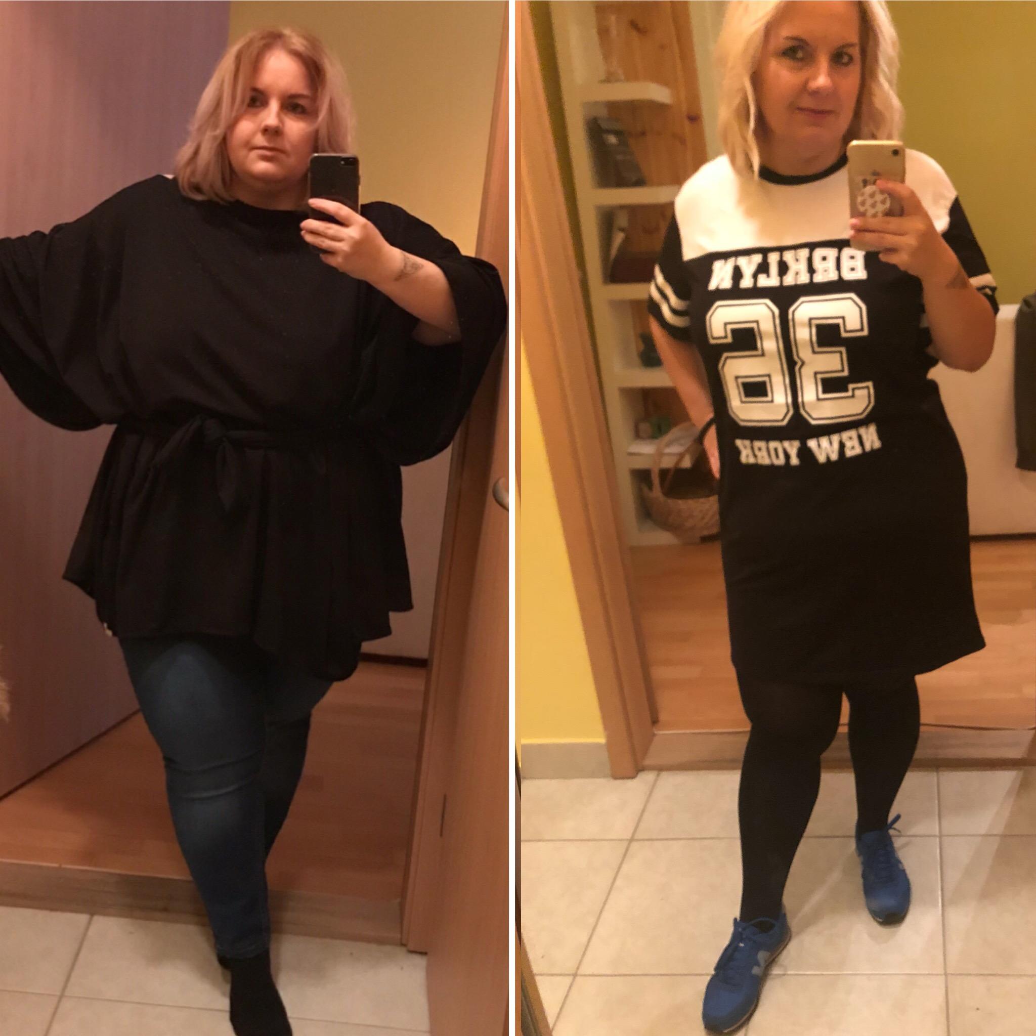 40 kilót fogytam 7 hónap alatt - Életem legjobb döntése volt