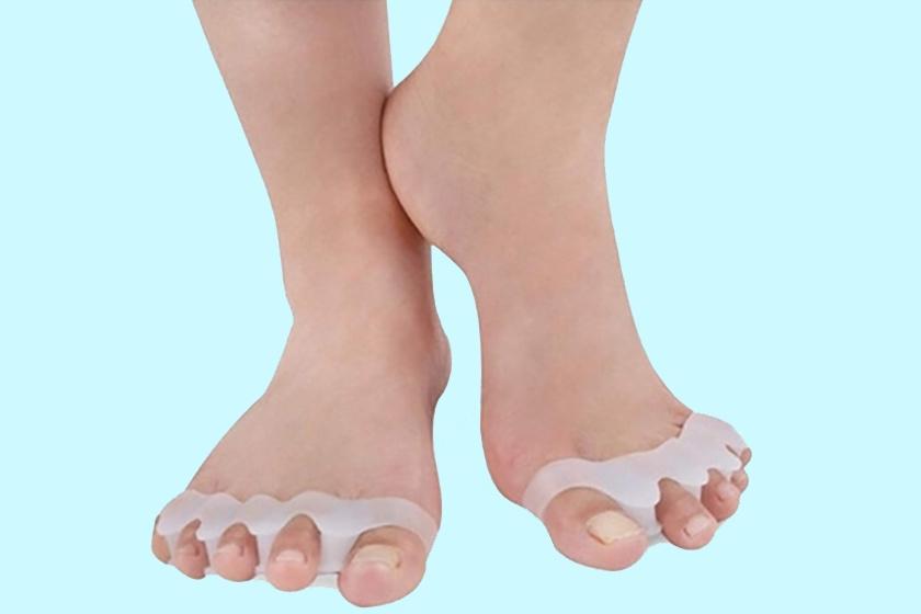 fogyni lábujjak