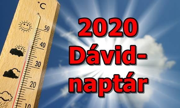 fogyás 2020 naptár lefogyhatunk az átugrással