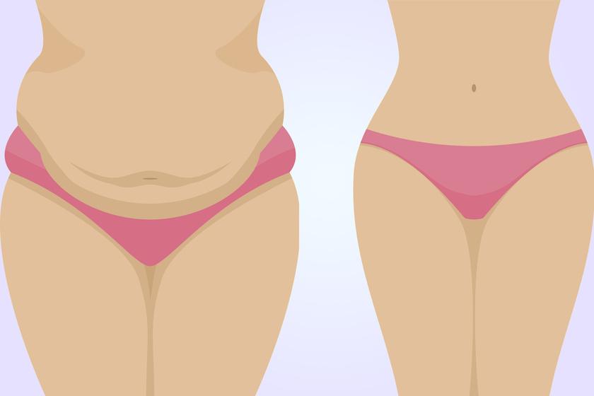 Hogyan veszíts nyolcszor több hasi zsírt? | Well&fit
