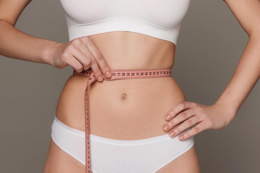 hogyan kell fogyni a fogyás mérése előtt