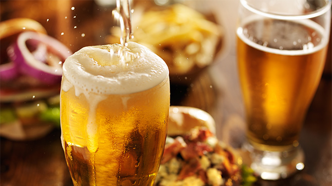 iszik sört és lefogyhat?